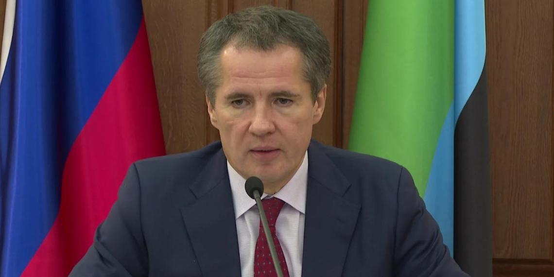 Врио губернатора Белгородской области рассказал о встрече с президентом в своем Instagram