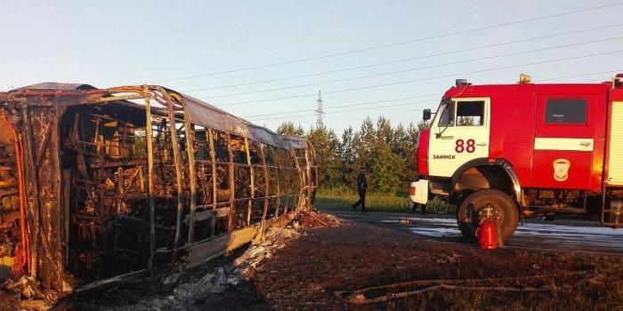 В Татарстане объявили траур из-за ДТП с 14 погибшими
