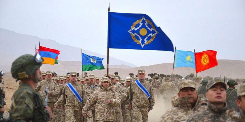 Пресс-секретарь ОДКБ объяснил, сможет ли Белоруссия попросить помощи у организации