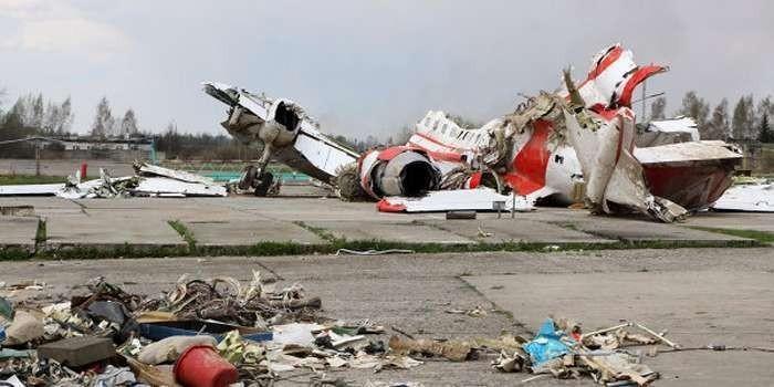 МАК не выявил взрывчатых веществ на борту Ту-154 президента Польши
