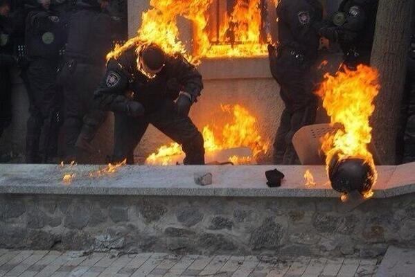 Совет Европы признал действия «Беркута» на Майдане пытками