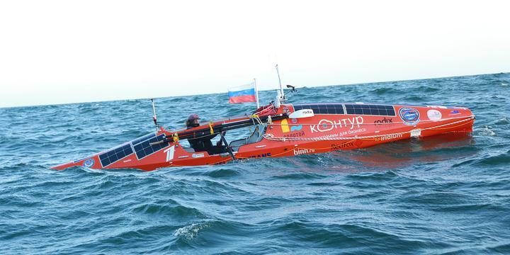 Федор Конюхов поставил новый мировой рекорд