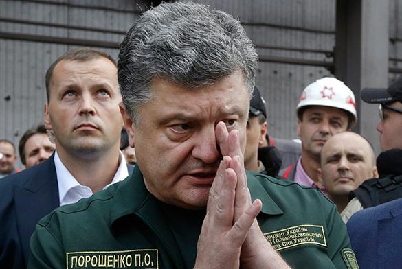 Порошенко в Австралии предложил Путину обменять закрытие границы на прекращение обстрелов
