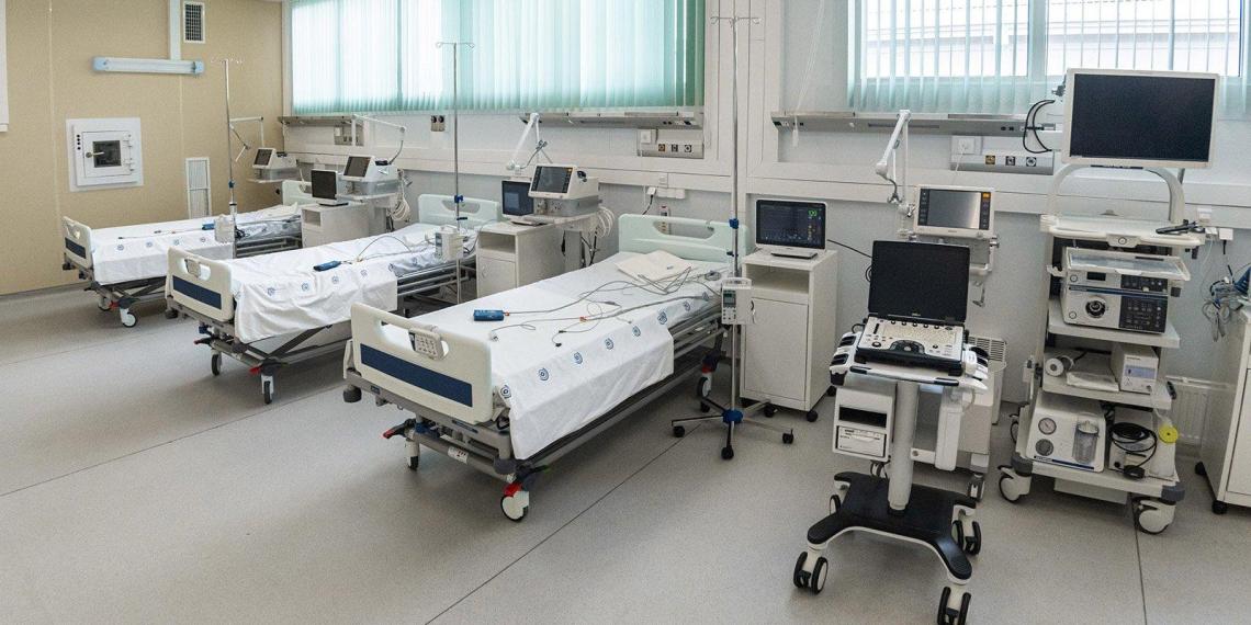 Московский ковид-госпиталь выдвинули на международную премию MIPIM Awards