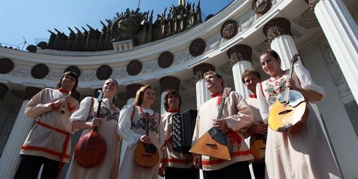 """В Москве 12 июня пройдет фестиваль """"Многонациональная Россия"""", приуроченный ко Дню России"""