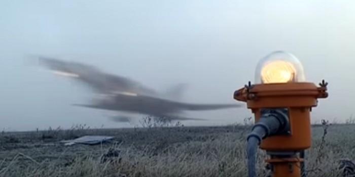 Минобороны показало удары Дальней авиации по сирийским боевикам