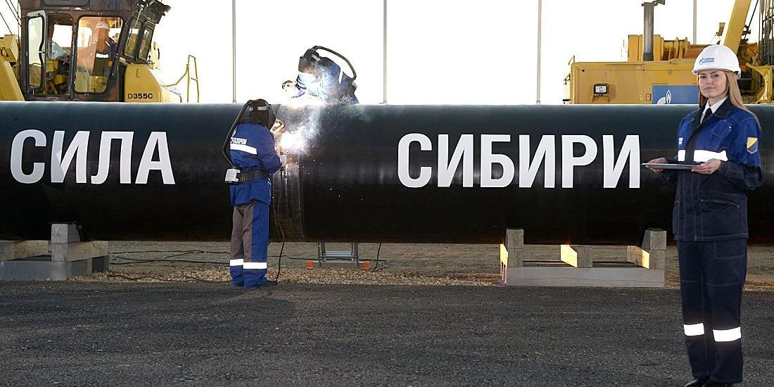 """""""Сила Сибири"""" переправила в Китай первый миллиард кубометров газа"""