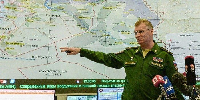 В Минобороны предупредили о намерении сбивать американские ракеты в Сирии