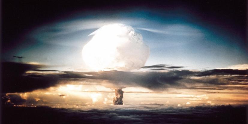 В США рассчитали последствия сброса на Москву термоядерной бомбы