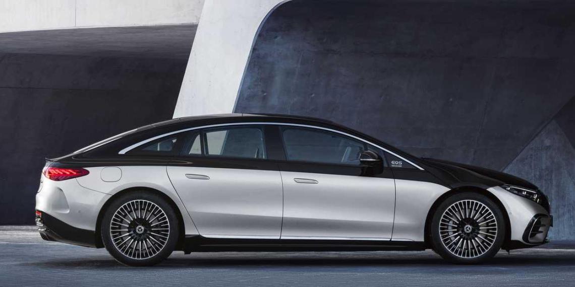 Mercedes-Benz хочет полностью перейти на электромобили в 2025 году