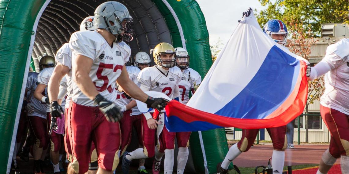 Сборная России по американскому футболу победила чехов подбрасыванием монетки