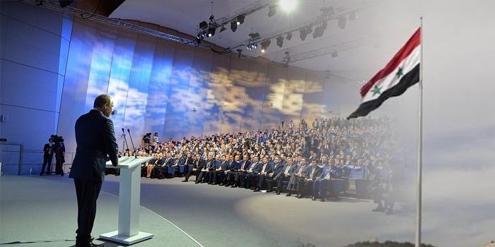 DWN: Владимир Путин перешёл в наступление в сирийском конфликте