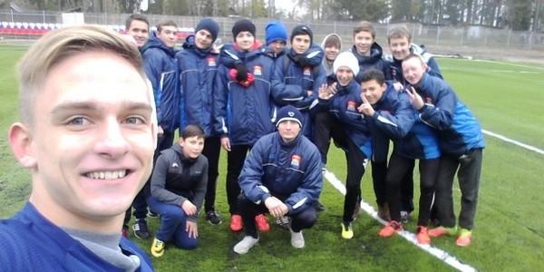 В Тверской области открыли футбольное поле благодаря письму школьника Путину