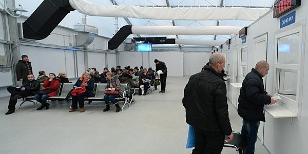 В России отменен льготный миграционный режим для украинцев