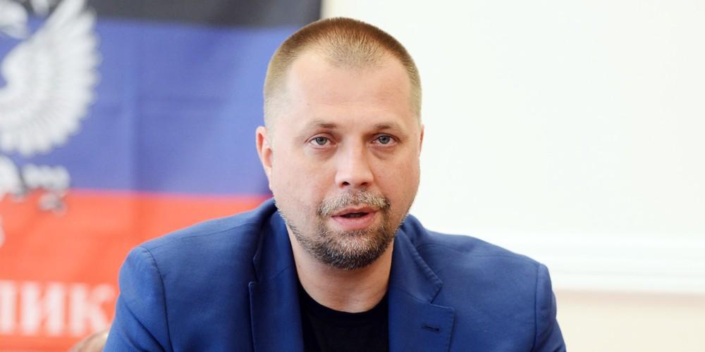Экс-глава ДНР решил баллотироваться в Госдуму РФ