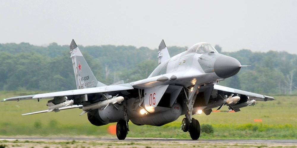 МиГ-29 хотят превратить в бизнес-джет