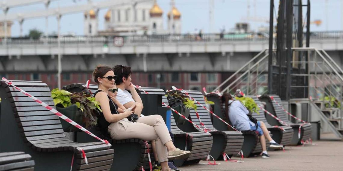 В России выявили 8 779 новых случаев коронавируса