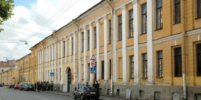 В Петербурге курсант Военно-космической академии арестован за содействие терроризму