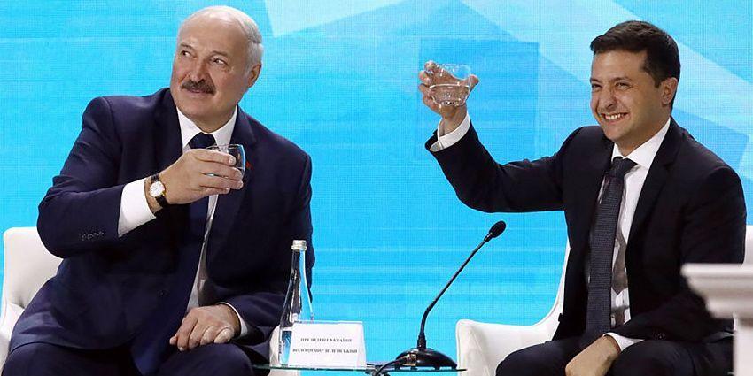 Зеленский и Лукашенко созвонились, чтобы договориться о передаче задержанных россиян Украине