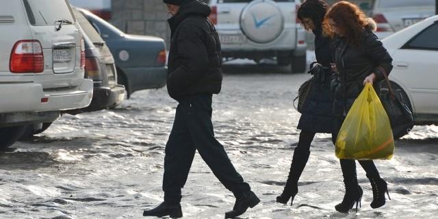 Зимняя обувь признана опасной для здоровья