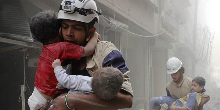 """Активистов """"Белых касок"""" уличили в создании фейков о работе в Сирии"""