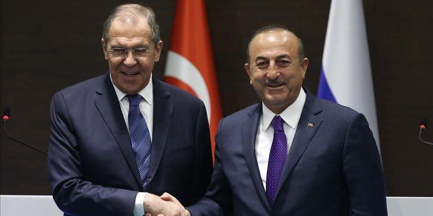 Лавров отказался считать Турцию стратегическим союзником