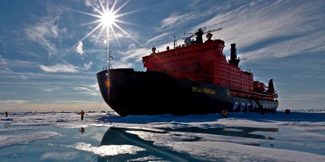 В США признали лидерство России по военному присутствию в Арктике