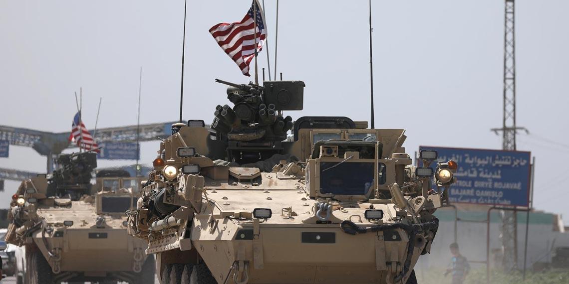 Военные США открыли огонь по гражданским в Сирии