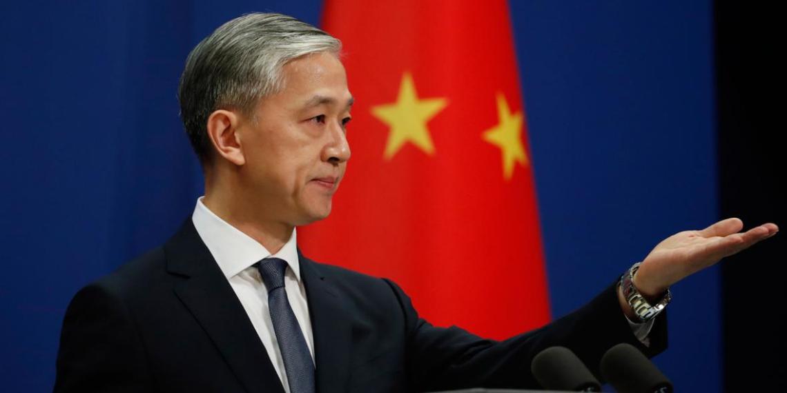 Китай расхвалил Россию за увеличение доли юаня в ФНБ
