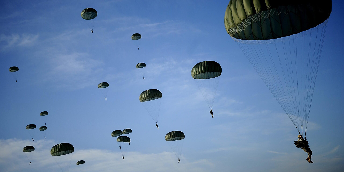 США в рамках крупнейших за 25 лет учений высадили десант в Эстонии