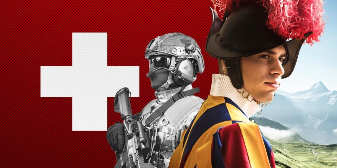 За мир с огромной армией: почему Швейцария отказалась от участия в войнах