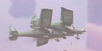Видео столкновения двух самолетов на авиашоу в Швейцарии