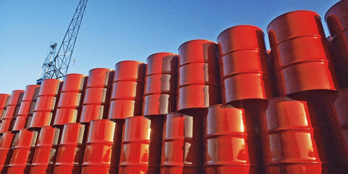 Саудовская Аравия обошла Россию по экспорту нефти в Китай