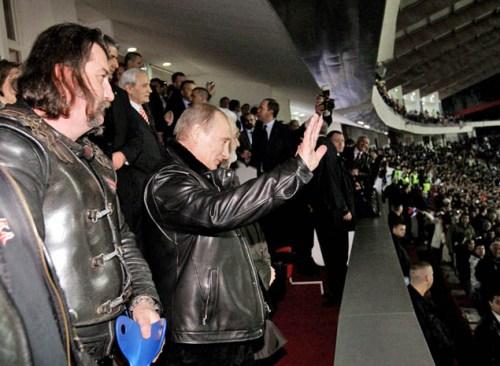 Специальный гость: сербские болельщики ожидают появления Путина на баскетбольном матче