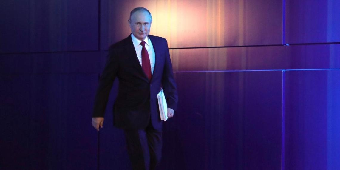 ВЦИОМ: рейтинг доверия президенту России достиг трехмесячного максимума