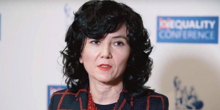 Михеева: поправками в Конституцию следует обеспечить участие общественников в выработке госполитики