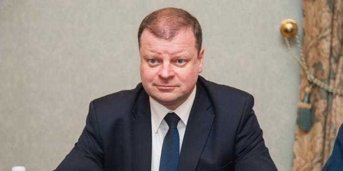 """Премьер Литвы обвинил Путина в намерении """"экономически задушить"""" Прибалтику"""