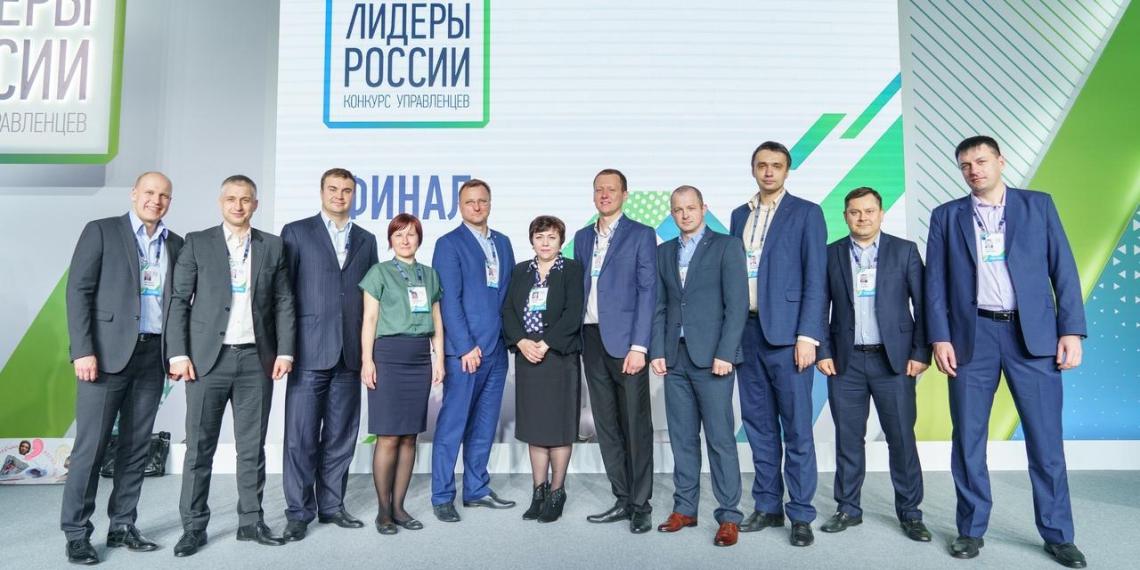"""В конкурсе """"Лидеры России"""" победили 104 человека"""
