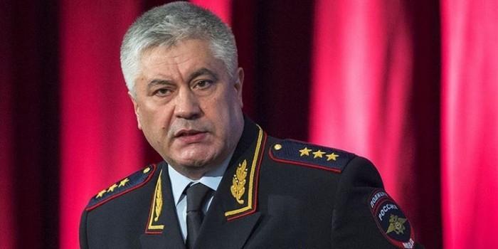 Колокольцев сообщил о сокращении центрального аппарата МВД