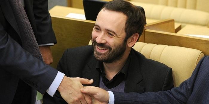 Комиссия по этике Госдумы рекомендовала лишить Пономарева депутатского мандата