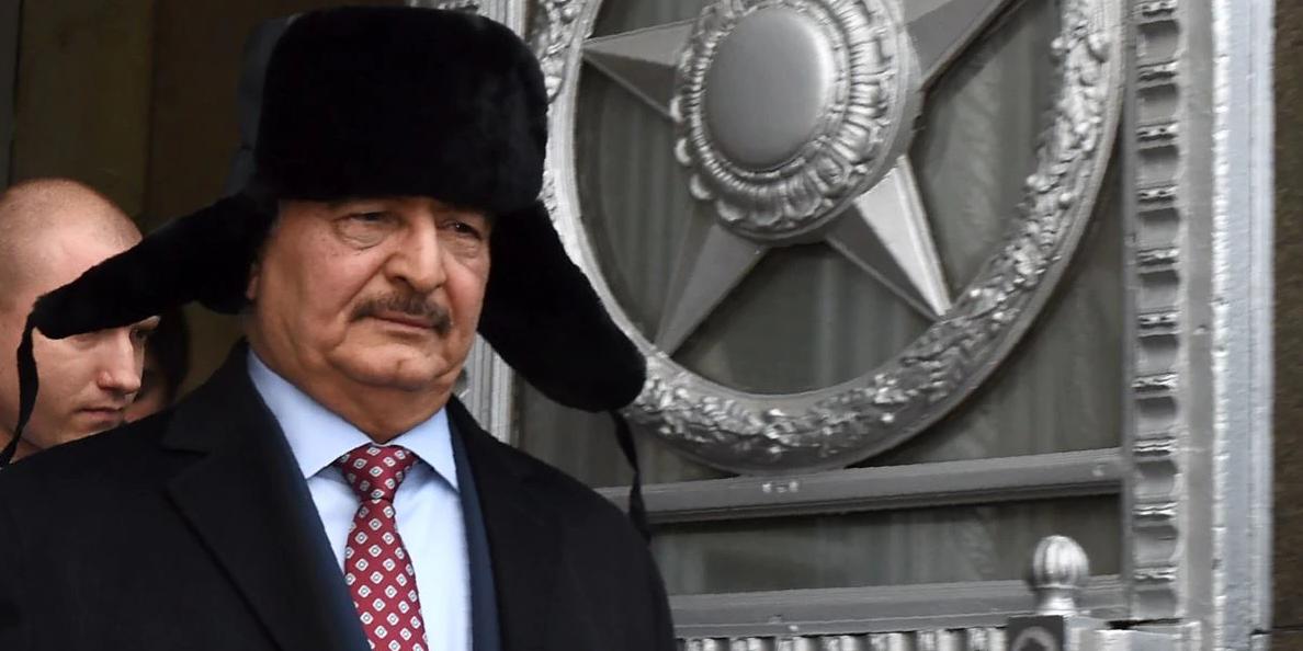 Берлускони рассекретил тайные звонки Путина фельдмаршалу Хафтару