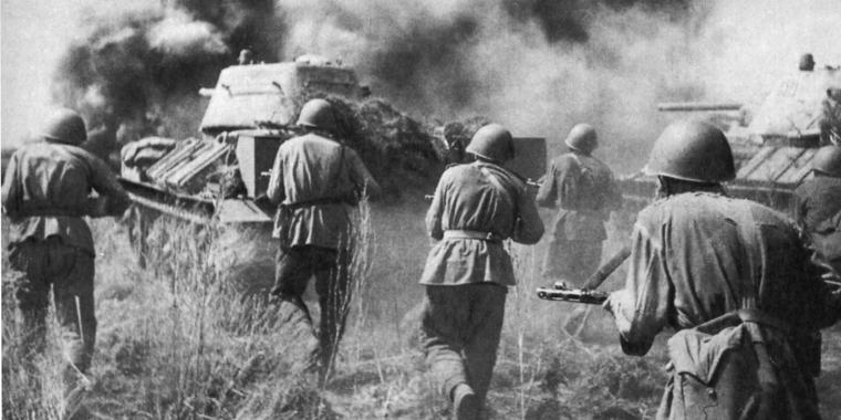 Минобороны рассекретило документы о Курской битве