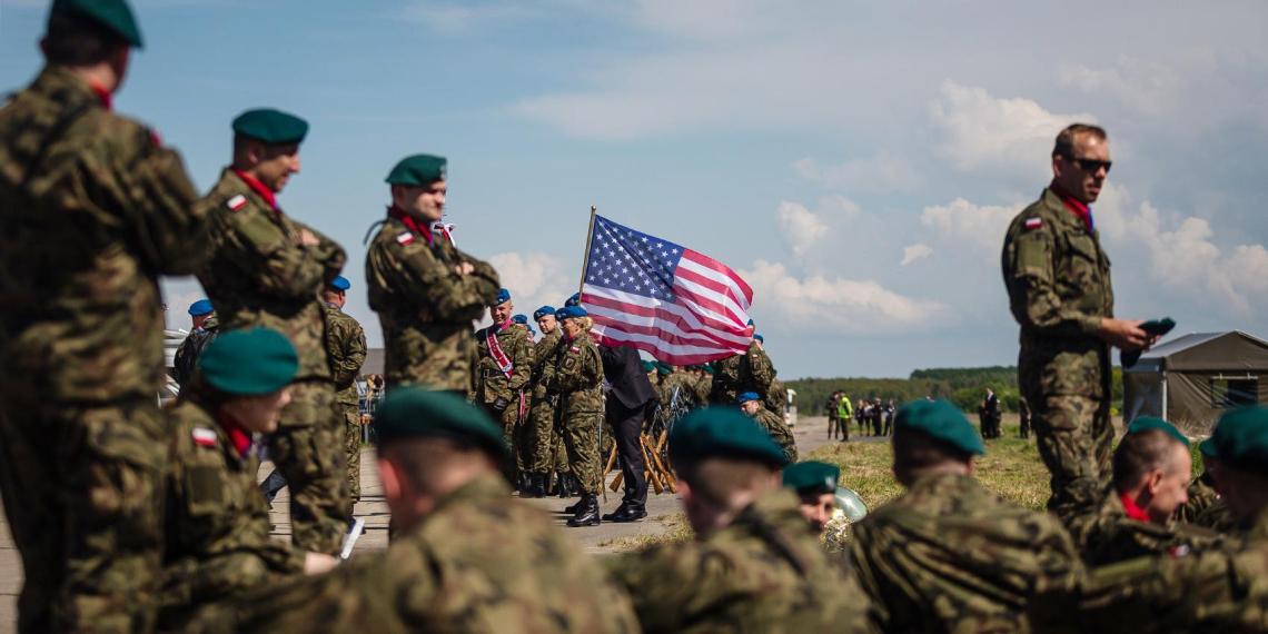 В Германии захотели избавиться от солдат и бомб США ради дружбы с Россией