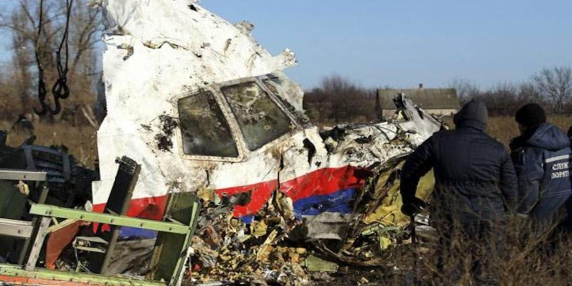 США отказались предоставлять Нидерландам сведения о катастрофе MH17