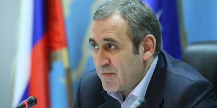 Сергей Неверов: мы признаем победу кандидата от КПРФ Сергея Левченко