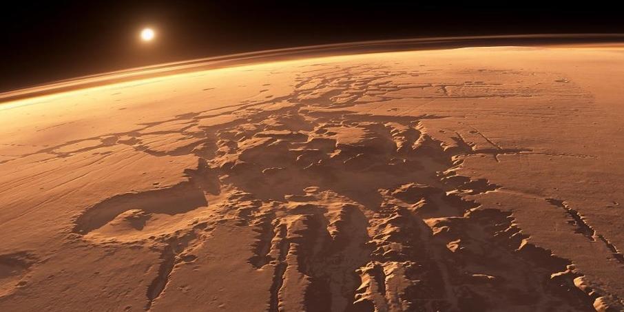 """""""Роскосмос"""" счел Марс самым перспективным для колонизации"""
