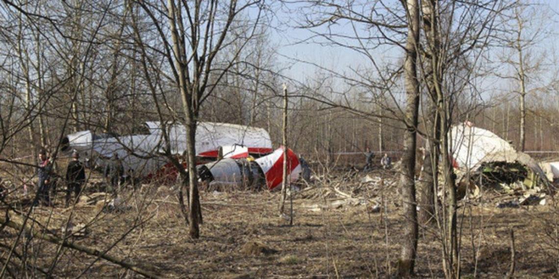 В Польше назвали основной версию о взрыве на Ту-154 Качиньского