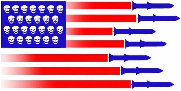 США – главная угроза миру