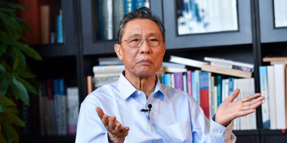 Главный эпидемиолог Китая признал вину властей в сокрытии масштабов эпидемии