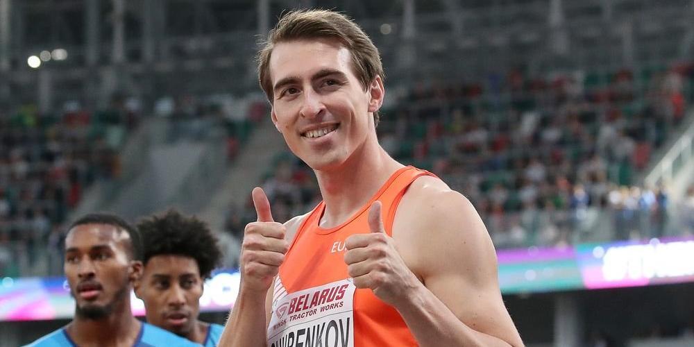 Ласицкене и Шубенков вошли в состав олимпийской сборной России